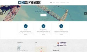 coen surveyors drogheda website