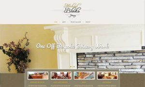 Michal black Joinery drogheda website