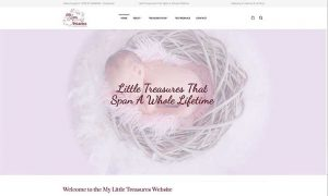 my Little treasures drogheda website
